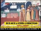 1/2 - Despre SF. CONSTANTIN BRANCOVEANU la Realitatea TV - 300 de ani de la moartea martirica