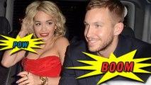 Calvin Harris Rita Ora Fight Gets Bigger!