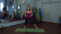 Fitness Exercises _ How to Lose Weight & Burn Fat in the Abs, Hips & Thighs