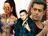 Yo Yo Honey Singh Chooses Sonakshi Over Salman | Latest Bollywood Gossip