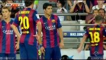 Trofeo Joan Gamper FC Barcelona vs Club León 6-0 All Goals Highlights 18/08/2014 [ComunidadFCB.Com]