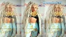 Lady Gaga's fashion turns disaster, major wardrobe malfunction in Japan