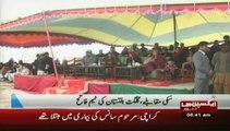 Snow festival in malam jabba pakistan swat valley sherin zada express news swat