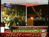 Sheikh Rasheed Ahmed Speech in PTI Azadi March Islamabad (16th August 2014)