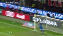 Milan - Bologna 1-0 FANTASTICO GOL DI MARIO BALOTELLI | GOL & HIGHLIGHTS | 14.02.2014