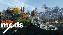Best Skyrim Graphics Ever? - Top 5 Skyrim Mods of the Week
