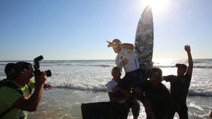 SOORUZ LACANAU PRO 2014 : Final Day with Tanner GUDAUSKAS Victory