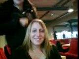 Mes cousines et moi au bowling!!!!