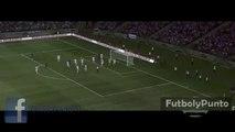 Aficionado vestido de Cristiano Ronaldo invade el Campo y engaña a jugadores Madrid 1-2 Fiorentina.