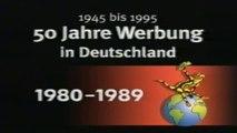 50 Jahre Werbung in deutschland - 4v4 - Die 80er-90er  - 1995  - by ARTBLOOD