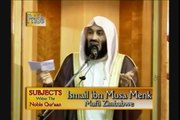 Mufti Ismael Menk- Pride & Arrogance (The First Sin)