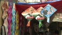 Kites over Delhi mark independence