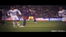 Ronaldinho vs Real Madrid - Real Fans Standing Ovation for Ronaldinho - 2005 2006