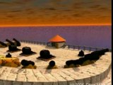 Le Fort de l'Heurt  3D - Le Portel Plage
