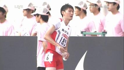 2012日本選手権 男子200m決勝