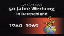 50 Jahre Werbung in deutschland - 2v4 - Die 60er  - 1995  - by ARTBLOOD
