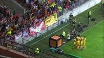 But Divock ORIGI (69ème pen) / SM Caen - LOSC Lille (0-1) - (SMC - LOSC) / 2014-15