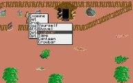 Bermuda Project (Atari / Amiga - 1988 - Mirror Soft) Walkthrough (but dead in the end !)