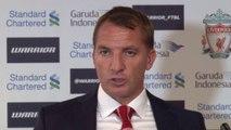 """Brendan Rodgers: """"Las ambiciones del Liverpool están por encima de Luis Suárez"""""""