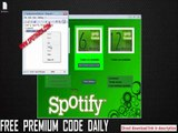 [Updated] Spotify Premium Code Generator v1.5 - June 2014 [Tested Working]