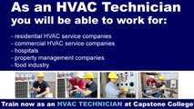 HVAC Training and HVAC School in California: HVAC Pasadena
