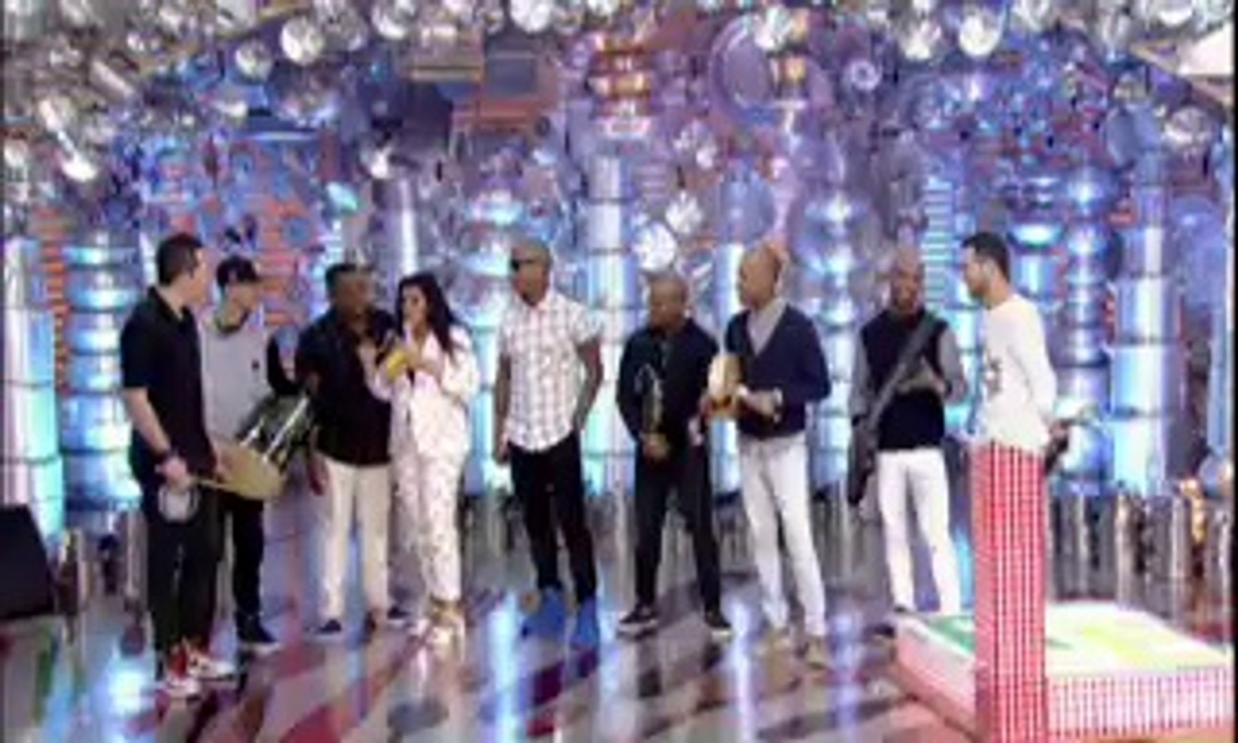 TV Globo 2014-08-17 Esquenta com Turma do Pagode (7)