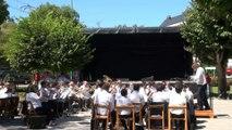 Concierto de la Banda de Música de Candás en Santarua - Fragmento 1