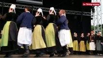 Saint-Loup. Danse bretonne : la prestation de Kerfeunteun, champion 2014