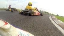 Moreno gokart crash - Migliarino (FE)