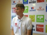 AS Beauvais : réaction de Quentin Fleurier