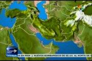 Temblor de 6.1 grados sacude el oeste de Irán, deja 50 heridos