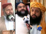 Religious Leaders Disobedience-Geo Reports-18 Aug 2014