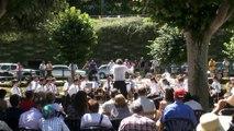 Concierto de la Banda de Música de Candás en Santarua - Fragmento 2