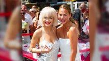 Rita Ora bringt das MYNY Parfüm in New York heraus