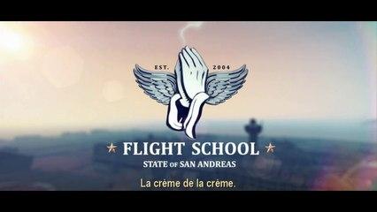 update 1.16 flight school trailer de Grand Theft Auto V