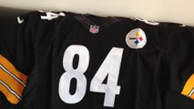 Good Quality Nike Pittsburgh Steelers 84 Brown Elite Jersey from jerseys-china.cn