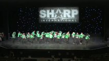 D STREET DANCE TEAM - STATE CHAMPIONSHIPS 2014.