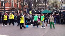 Amazing Street Dance Team - Some of their moves are AWESOME!.