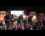 Sonam Kapoor promotes 'Khoobsurat' at Mithibai college