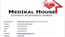 Elektrikli Kumandalı Hasta Karyolası İzmir - Motorlu Ortopedik Hasta Yatağı İzmir - Medikal Hastane Yatakları Fiyatları İzmir