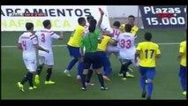 Espagne : Un coup de boule lors d'un match amical