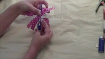 How to Make Bows - How to Make Hair Bows for a Baby - How to Make a Hair Bow for Girls - How to Make Cheer Bows
