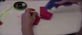 How to Make Hair Bows Tutorial - How to Make a Hair Bow with Long Tails - How to Make Bows with Tails - How to Make a Cheer Bow - How to Make Cheerleading Bows