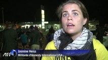 Etats-Unis: nouvelle dispersion de manifestants à Ferguson