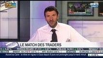 Le Match des Traders: Stéphane Ceaux-Dutheil VS Giovanni Filippo, dans Intégrale Placements – 19/08