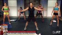 Ripped Arms & Upper Body Workout - Six Pack Shortcuts- Mike Chang.