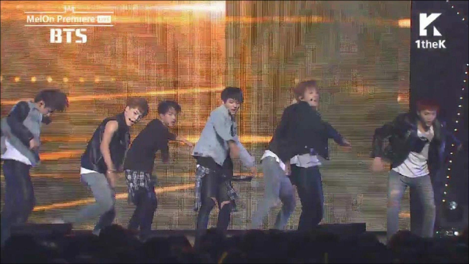 140819 BTS Comeback Showcase BOY IN LUV + ENDING Video