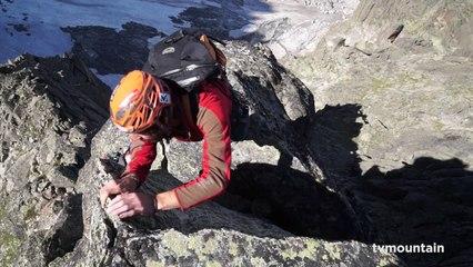 Petits Charmoz Pilier Sud Ouest et traversée Mont-Blanc massif