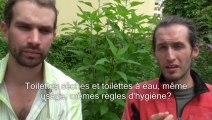Questions-Réponses - Urine, Purin d'ortie et compostage - Toilettes sèches, mêmes règles d'hygiène que celles à eau?
