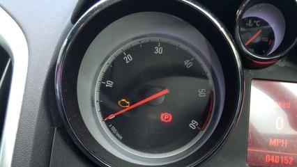 Astra Mk6/J] [09----] - Pedal Test Error Code | Vauxhall